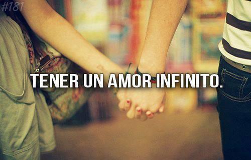 Te amo hasta el infinito y mas alla en simbolos - Imagui