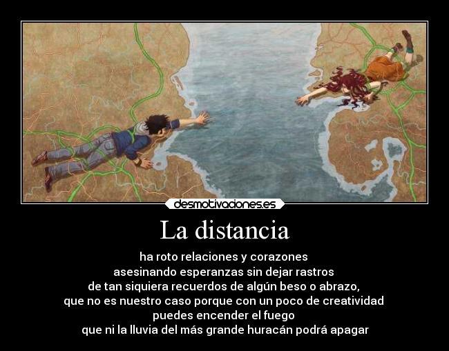 Imágenes de la distancia no es obstaculo-1