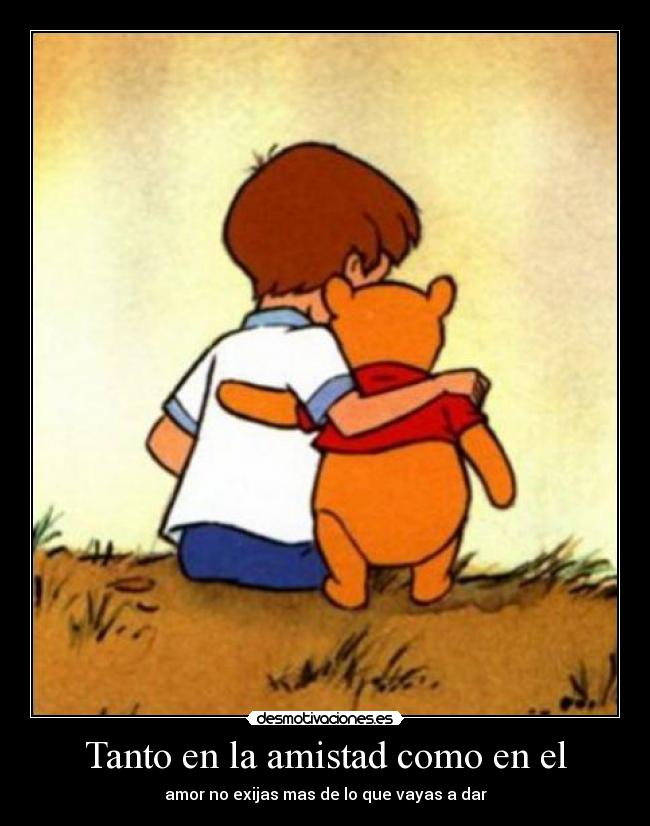 Imagenesdeamor Fotos De Winnie Pooh Con Frases Httpwwwimagenesde