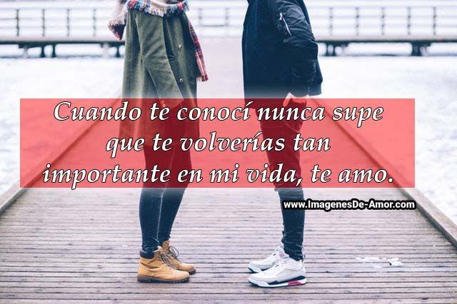 Frases de amor con imágenes románticas muy lindas